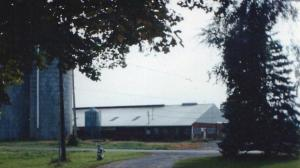 Freestall Barn
