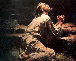 Jesus Gethsemane