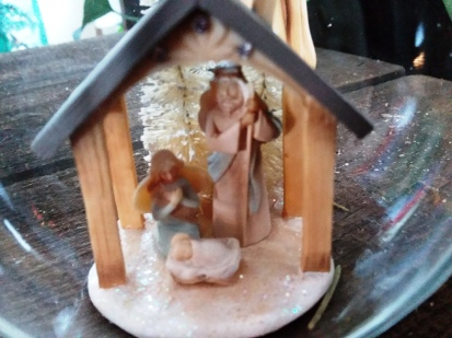 nativity in ball