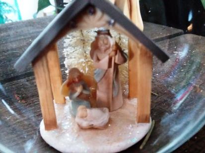 nativity in ball